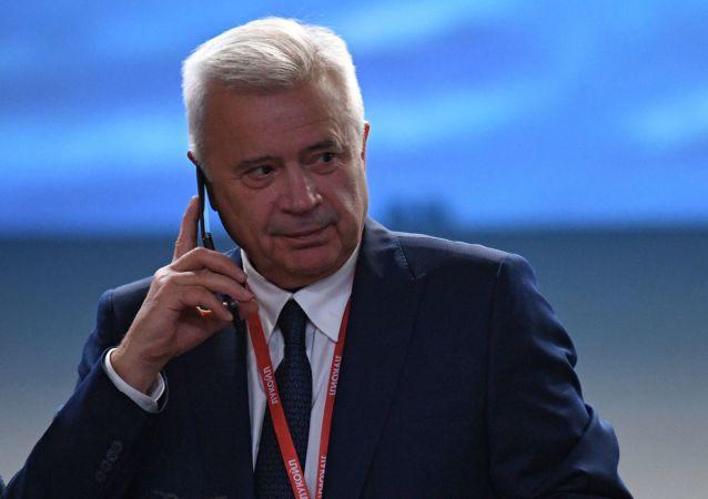 俄羅斯盧克石油公司總裁瓦吉特∙阿列克佩羅夫