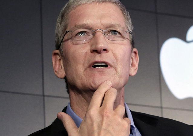 蘋果首席執行官蒂姆·庫克擔任清華大學經管學院顧問