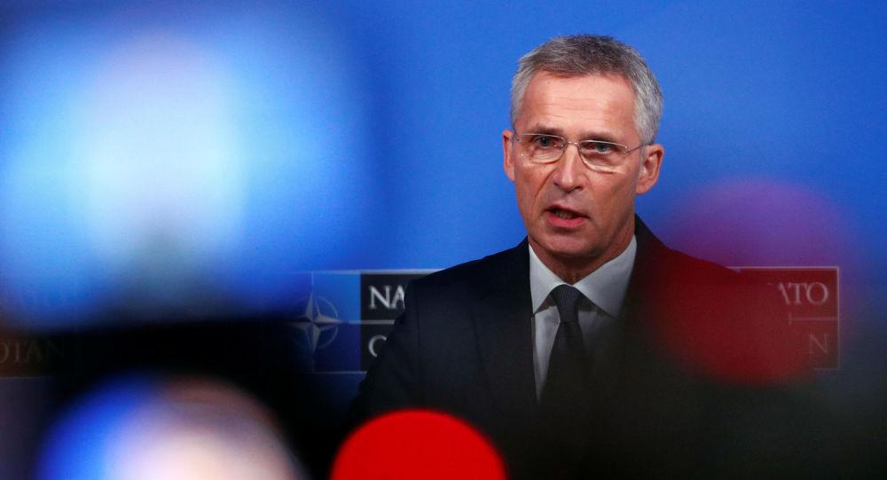 北約秘書長呼籲盟國增加軍費