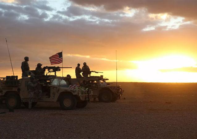美國在敘利亞石油產區建兩個新軍事基地