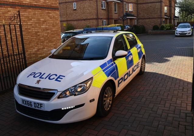 英國警察車