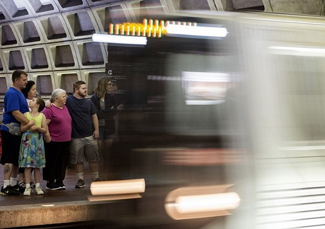 華盛頓的地鐵
