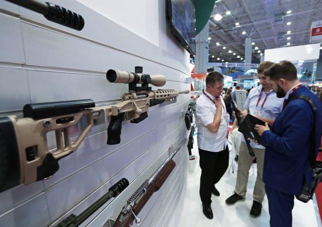俄羅斯ORSIS公司的步槍
