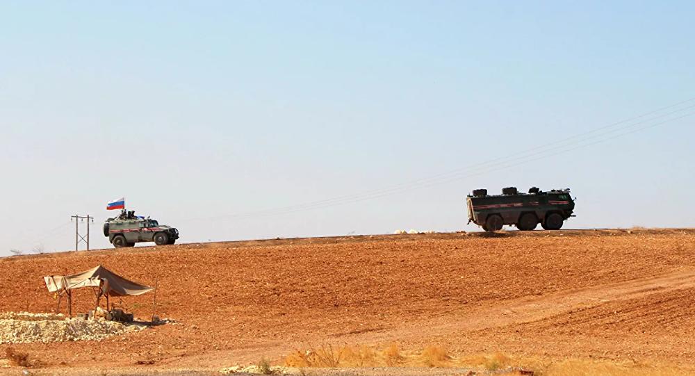 俄羅斯軍警佔領科巴尼區高地