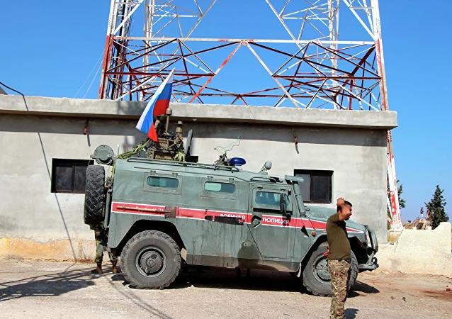 俄駐敘利亞官兵