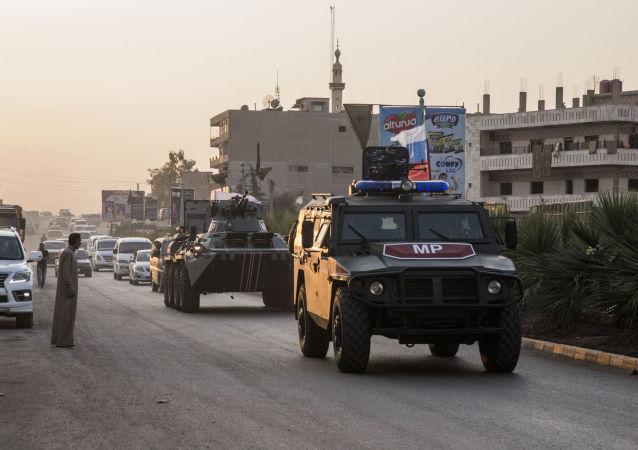 俄軍抵達伊德利卜