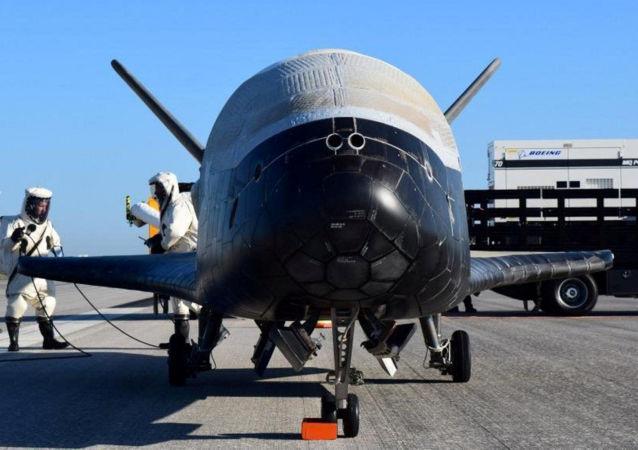 X-37B空天飛機