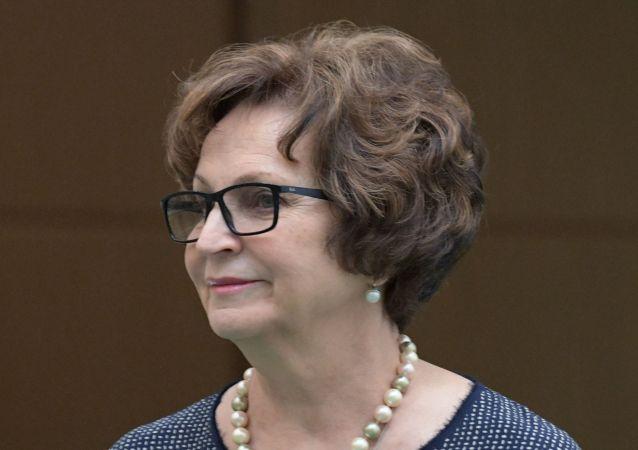 葉卡捷琳娜∙拉霍娃
