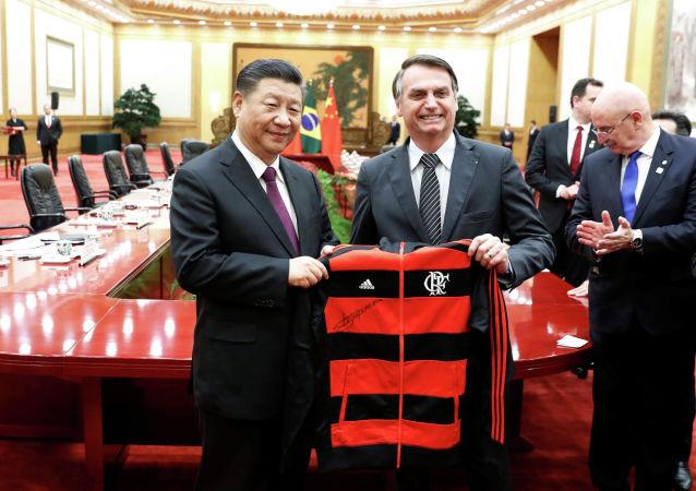 巴西希望中國加大支持力度