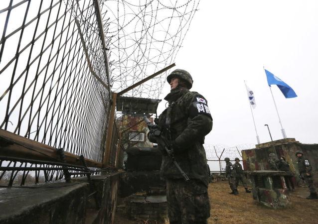 在朝鮮被射殺的韓國公民的家屬請聯合國開展調查