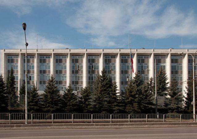 保加利亞駐俄使館