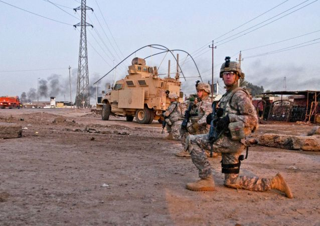 伊拉克塔吉軍事基地