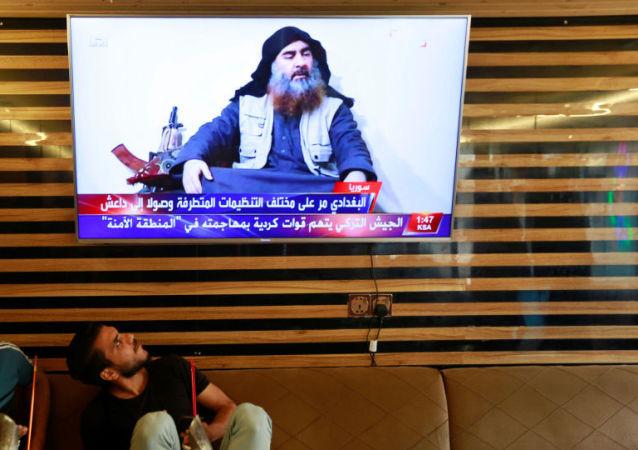 「伊斯蘭國」前最高頭目巴格達迪