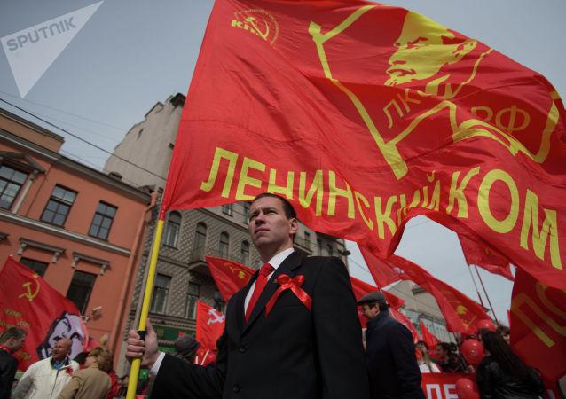 共產主義青年團員