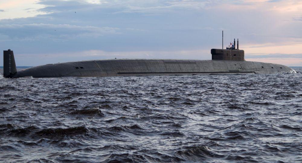 「弗拉基米爾大公」號核潛艇