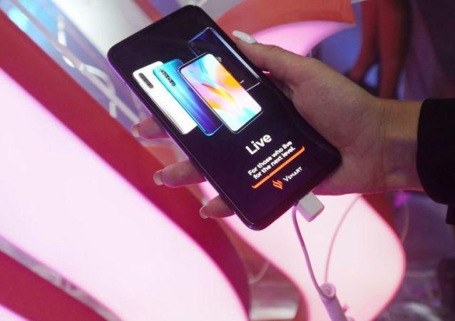 越南智能手機Vsmart十月初進入俄羅斯
