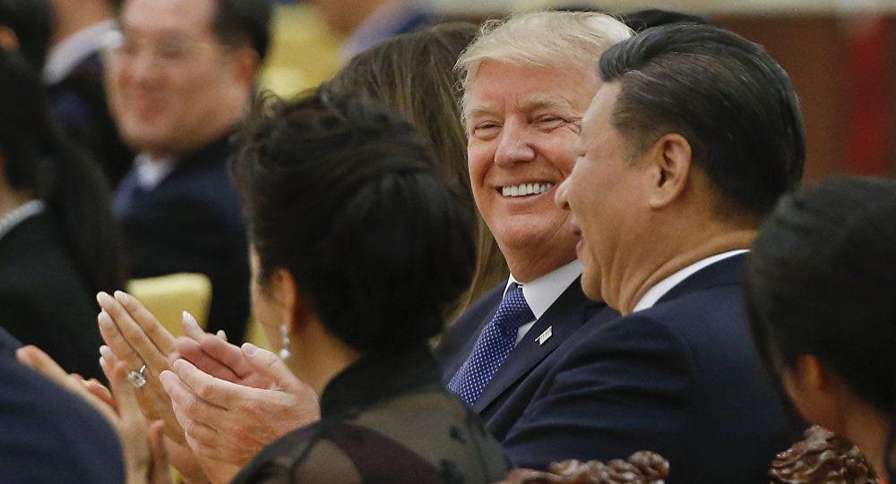 外媒:特朗普的最大敗筆是對華政策