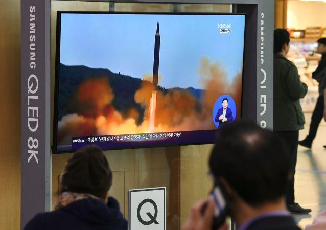 德國強烈譴責朝鮮試射彈道導彈