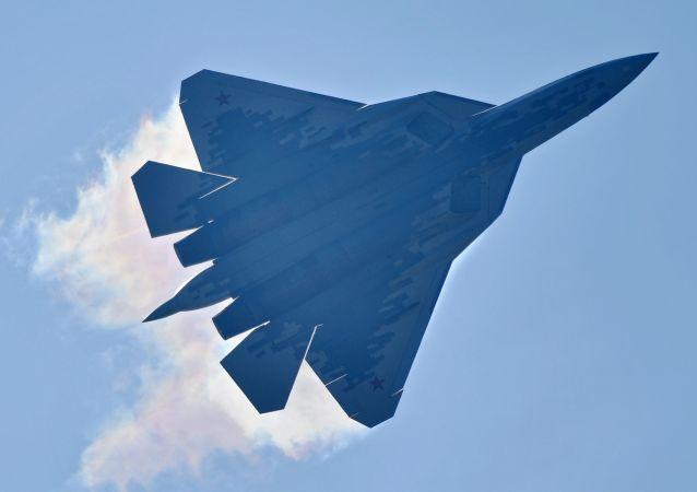俄羅斯第五代戰機