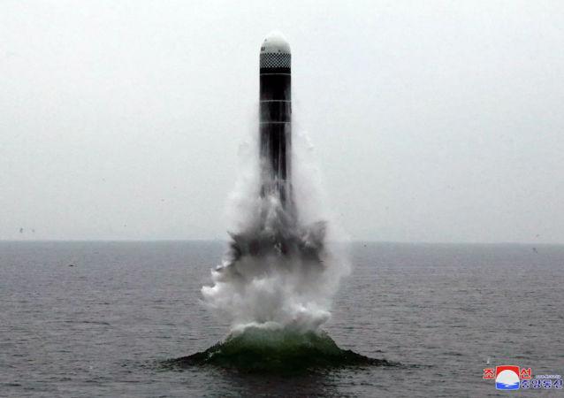 朝鮮已完成新核潛艇的研發
