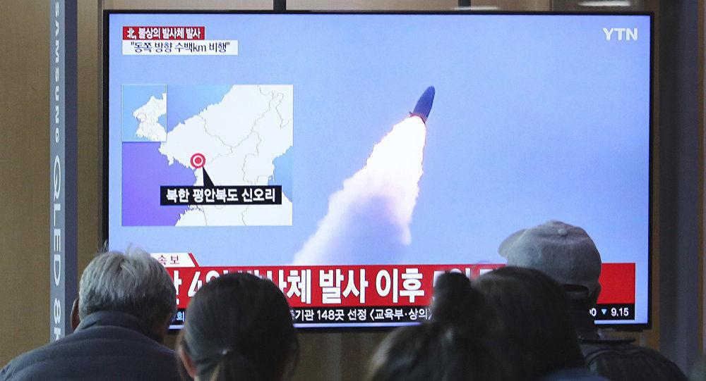 蓬佩奧:儘管朝鮮發射導彈 美國仍繼續致力於履行與朝鮮的協議