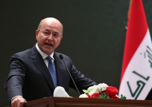 伊拉克總統薩利赫