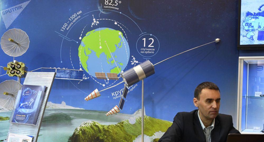 俄專家指出衛星通信的優點