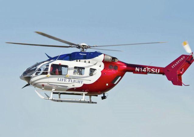 H145直升機