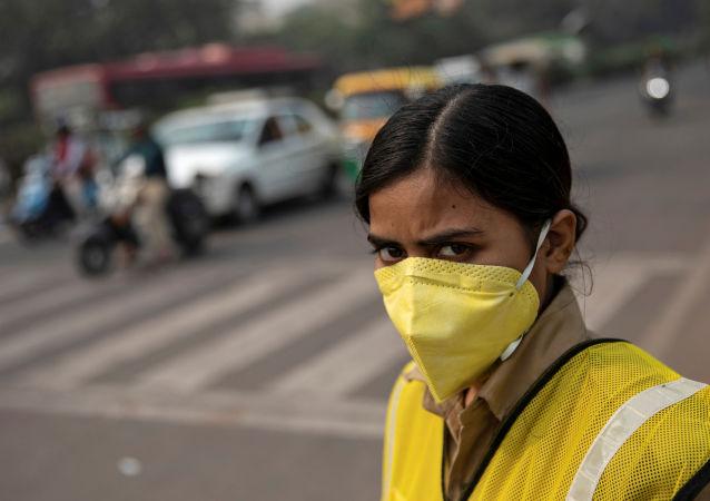 印度與霧霾作鬥爭