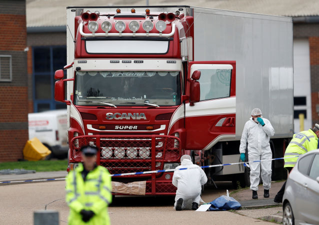 愛爾蘭法院批准引渡越南卡車屍案嫌犯