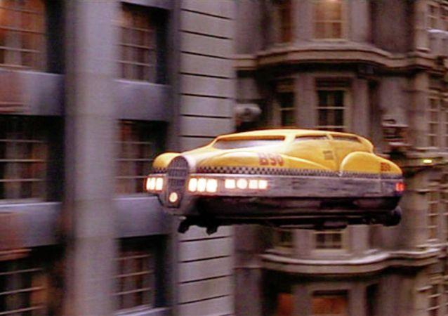 騰訊公司推出飛行出租車概念