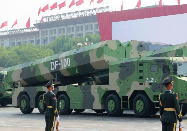 媒體:長劍100導彈削弱美國艦隊作戰能力