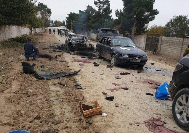 阿富汗「伊斯蘭國」武裝分子襲擊烏塔邊界哨所