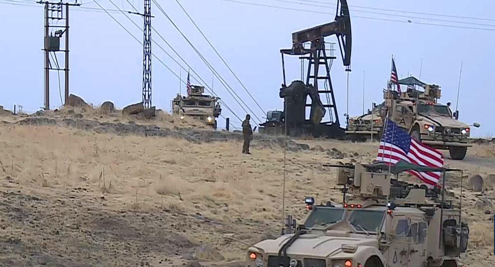 美軍方在敘利亞