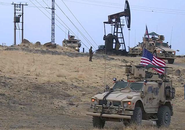 專家:美國未必將從敘利亞撤出所有力量