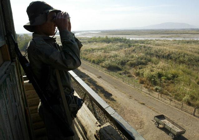 塔吉克邊防軍