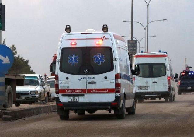 約旦救護車
