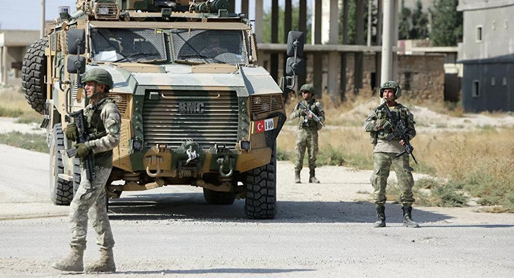 土耳其軍隊