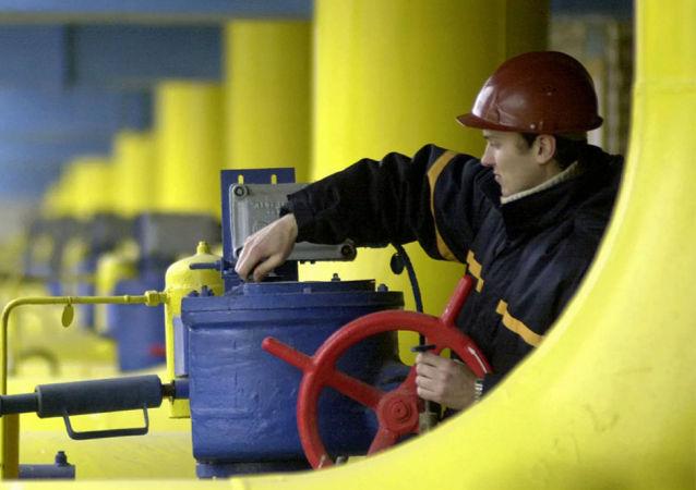 媒體:俄烏合同規定2020年天然氣中轉運輸量為650億立方米