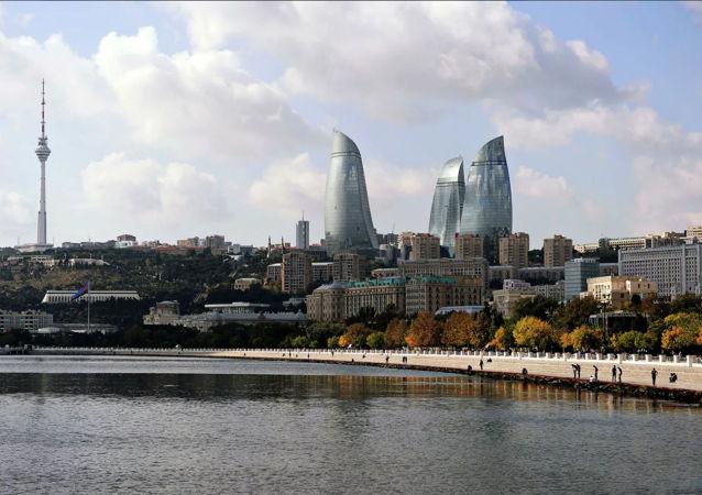 巴庫(阿塞拜疆首都)