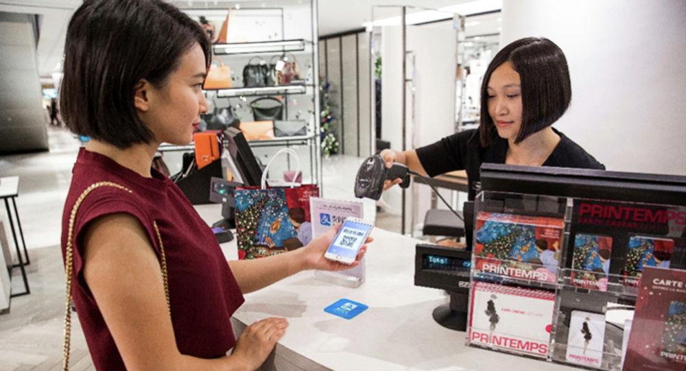中國移動支付逐漸覆蓋外國用戶
