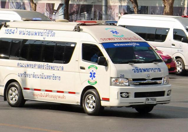泰國出現首例由死亡病患傳染冠狀病毒的病例