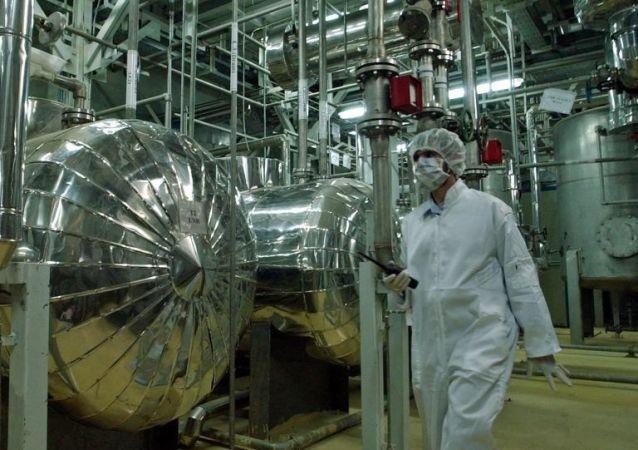 伊朗當局已查明核設施事故原因並將稍晚公佈
