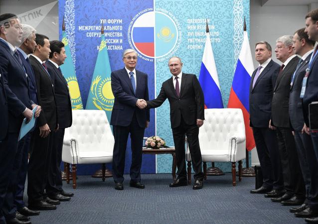 克宮:俄哈總統相互祝賀偉大衛國戰爭勝利75週年