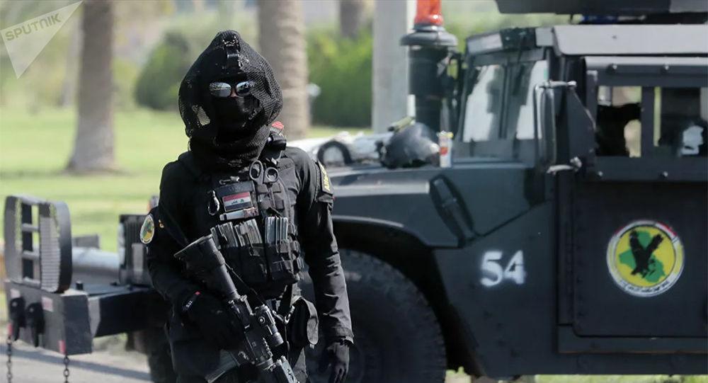 伊拉克軍隊否認在驅趕示威者時使用槍支