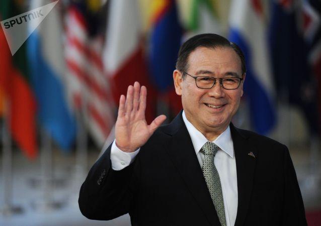 菲律賓與美國聯盟並不能保障其安全