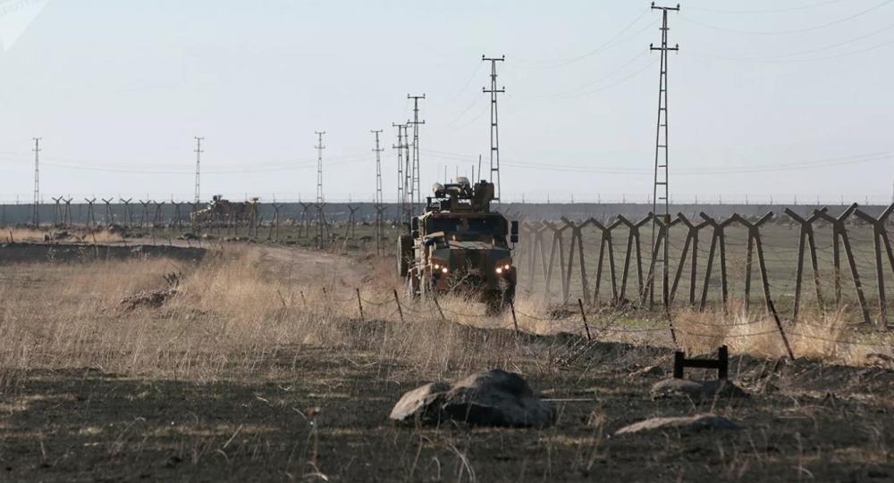 與土耳其在敘利亞東北部的第三次聯合巡邏結束