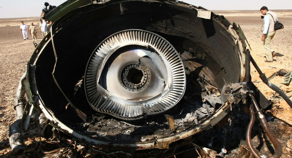 俄A321客機西奈半島墜毀事件