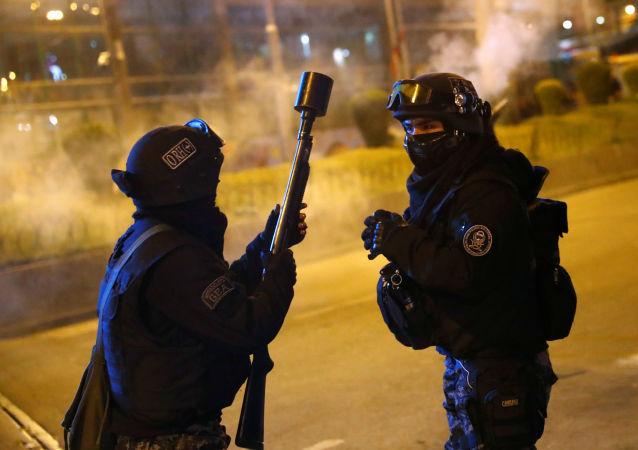 玻利維亞軍方要求現任總統莫拉萊斯下台
