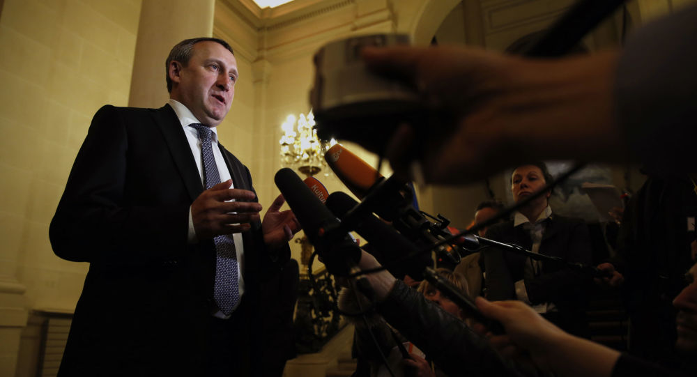 烏克蘭駐波蘭大使傑希查